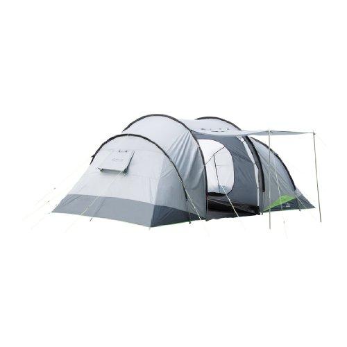 McKINLEY Camping Zelt Samos 4 (Größe/Farbe: 4 Personen - grau/grün)