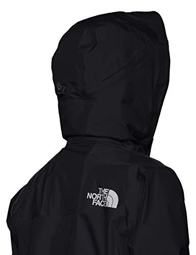 [ザノースフェイス]ジャケットマウンテンレインテックスジャケットメンズNP11935ブラック日本S(日本サイズS相当)