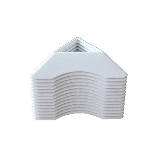 FunnyGoo Set de 14 Piezas Magic Cube Base Stand Display Trípode para YJ YongJun MoYu ShengShou YuXin Cubes