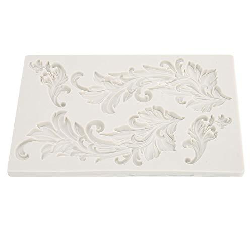 Silikon Blumenform, geprägte Form Backform Kuchenform Eis am Stiel Formen für Kinder Schokolade Plastilin
