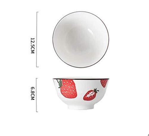 Keramik Müslischalen Suppen Reis Schalen für Salate / Ramer in verschiedenen Farben, 5