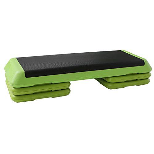 LHY-Stepbenches Stepper FüR üBung Fitness Aerobic Step rutschfeste Stepper-Pedal Yoga Zu Hause Gewichtsverlust 110cm Pedal