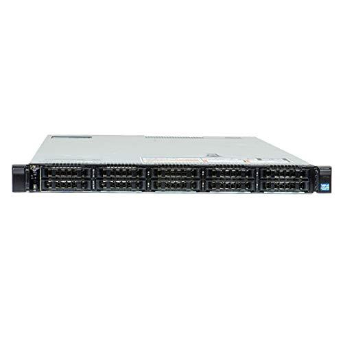 Dell POWEREDGE R620 10x SFF Rail Kit Incluido 2xIntel Xeon 8Core Processor E5-2650L 64GB DDR3ECC Reg, No HDD 2,5', H710 Raid Ctrl, Rack 1U (Reacondicionado Certificado)