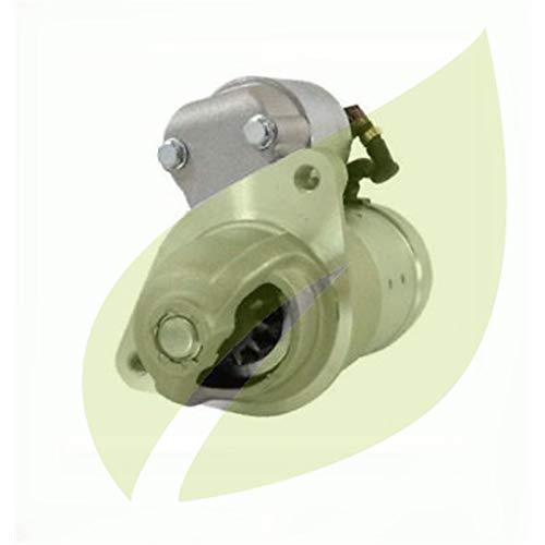 Yanmar AM879072 - Arranque eléctrico