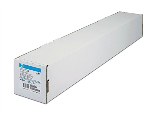 HP Q1396A Bond Papier Inkjet 80 g / m2 610 mm x 45.7 m, 1 Rölle Pack