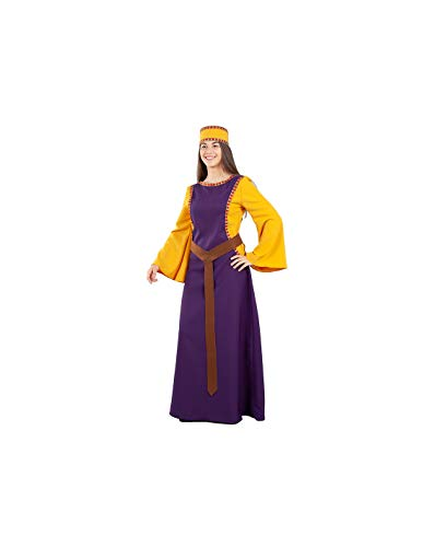 DISBACANAL Disfraz Dama Medieval Jimena Mujer - -, L