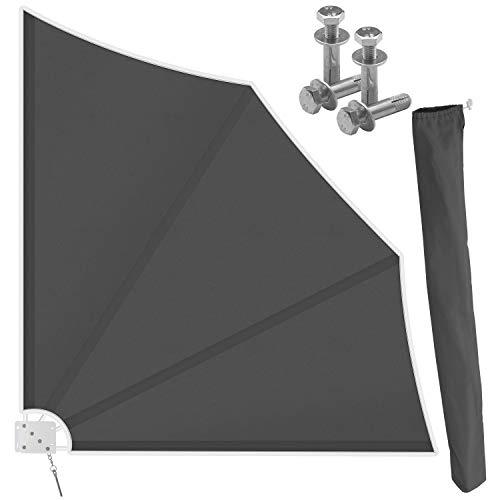 KESSER KESSER® klappbar mit Wandhalterung 140x140cm Bild