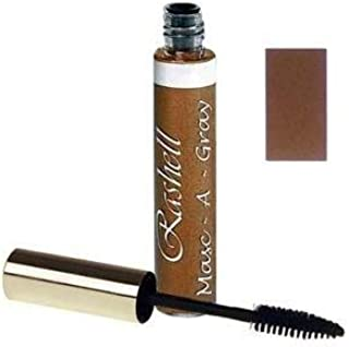 Rashell Masc A Gray Hair Mascara - Masc-A-Gray light brown 112 -