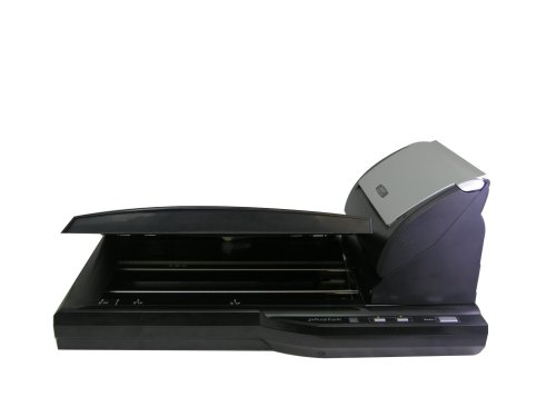 Best Review Of Plustek Technology, SmartOffice PL2546 (Catalog Category: Scanners / Document Scanner...