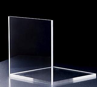 Acrylglas PC 8mm A4 Zuschnitt 297mm x 210mm Kunststoffglas transparent