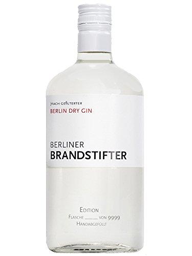 Berliner Brandstifter Dry Gin Deutschland 0,1 Liter