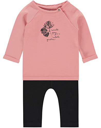 Noppies G Set Cherryland Conjunto, Multicolor (Peach Blossom P197), 74 para Bebés