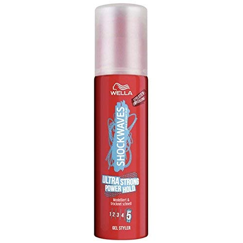 SHOCKWAVES UST Power Gel Styler 100ml