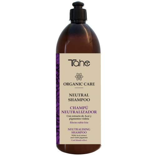 Tahe - Champú Neutralizador Neutral Organic Care 1000 ml
