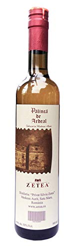 Zetea Transilvania - Palinca de Ardeal | Obstbrand aus Rumänien | 500 ml 50% Vol.