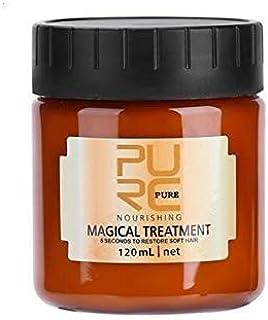 120 ml haarmasker, Magical Deep Supplement Voedende verzorgingscr¨¨me voor droog haar, Advanced Molecular Hair Roots Treat...