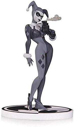 Bathomme noir & blanc - Harley Quinn by Bruce Timm [Import allehommed]