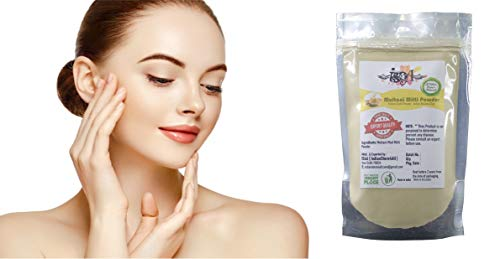 IS4A Pure Natural Bentonite Clay Fullers (Fuller) Earth Powder Multani Mud Mitti Indian Healing Clay Face Powder For Face Pack ( Mask ) And Facial Scrub 8 Ounce ( 227 Grams )