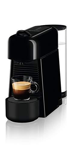 ネスプレッソ コーヒーメーカー エッセンサ プラス リムジンブラック D45-BK-CP