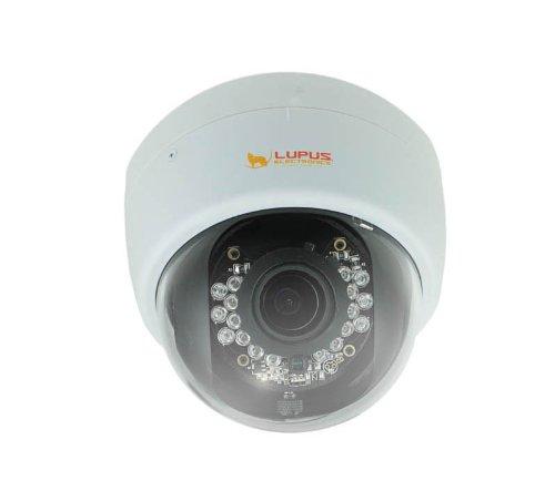 Preisvergleich Produktbild Lupus Electronics LUPUSNET HD LE 966 Full HD Megapixel Netzwerkkamera IP Kamera inklusive deutscher 36 Kanal Software,  10966