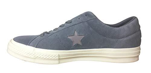 Converse Unisex Chuck Taylor One Star Ox Sneaker, Mason/Mason/White, 11.5 Mens/13.5 Womens