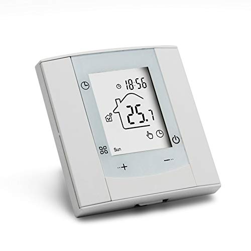 Intelligent Temperature Controller Thermostat Push Button Type Intelligent  Temperature Control Switch Home Intelligent Life Hotel Multifunction Temperature  Control Tool GA/GB/GC Optional : Amazon.in: Home Improvement