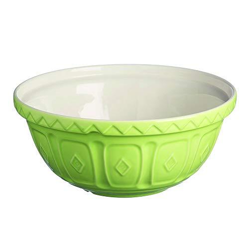 Mason Cash - Colour Mix - Rührschüssel, Küchenschüssel, Teigschüssel - Farbe: Hellgrün - Ø: 29 cm