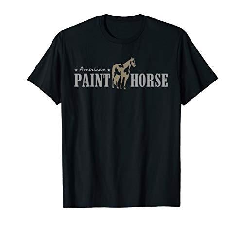 American Paint Horse Shirt - Westernreiten Pferderasse T-Shirt