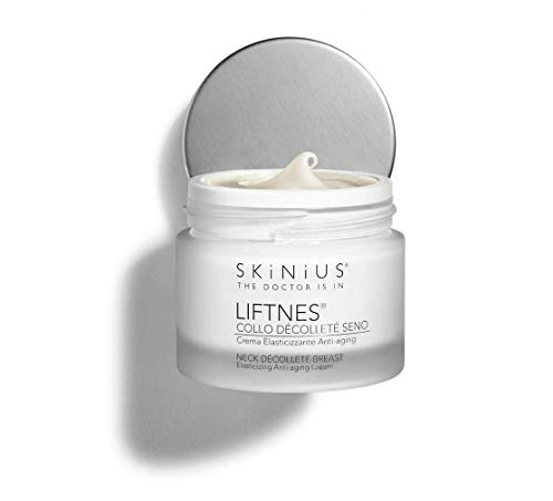 Skinius - LIFTNES Crema Collo, Décolleté e Seno,...