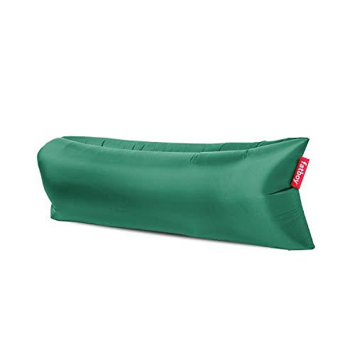 Fatboy® Lamzac The Original 3.0 Jungle Green   Aufblasbares Sofa/Liege, Sitzsack mit Luft gefüllt   Outdoor geeignet   185 x 83 x 50 cm