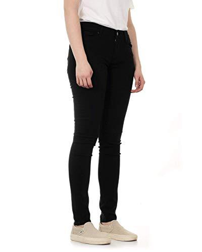 Levi's 711 Skinny Jeans, Black Sheep, 30W / 30L Donna