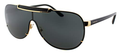Versace Sunglasses VE 2140 BLACK 1002/87 VE2140