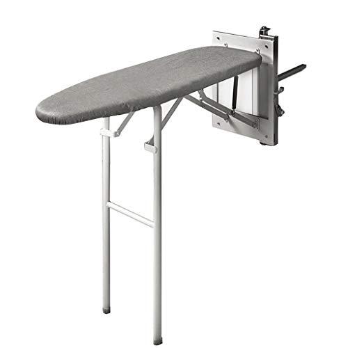 Planche à repasser CXLO Housse Table à Repasser Murale Pliante,Rotation du Tampon à 180 °,91.5cm × 30cm × 89cm