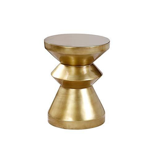XLEVE Mini Tavolino Tavolino Tavolo Nordico Moderno sofà Creativo Camera Lato del Letto Balcone Mobile Piccolo Rotonda