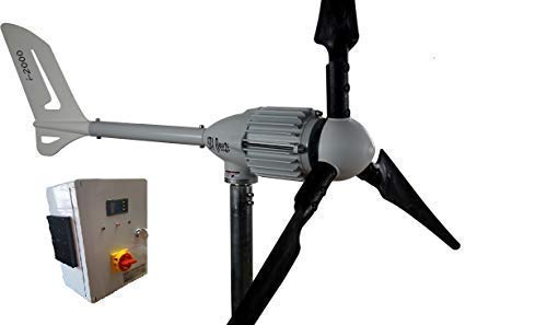 Istapower Windgenerator Set 2000w 48v + Laderegler 2000w 48v
