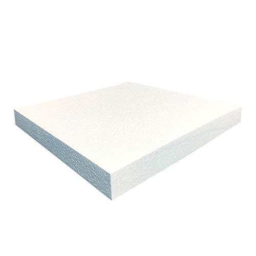 発泡スチロール板 60倍発泡 450×450×厚さ50mm