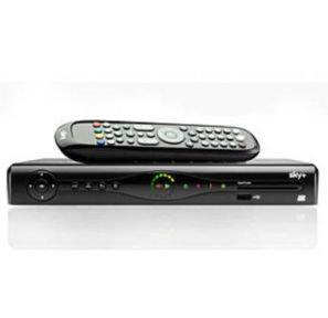 SKY PACE HD TDS 865 NSD 320 GB Festplatte sat receiver