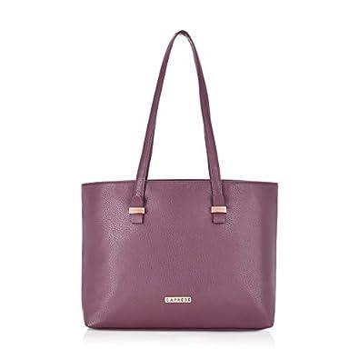 Caprese Women's Tote Bag (Burgundy)