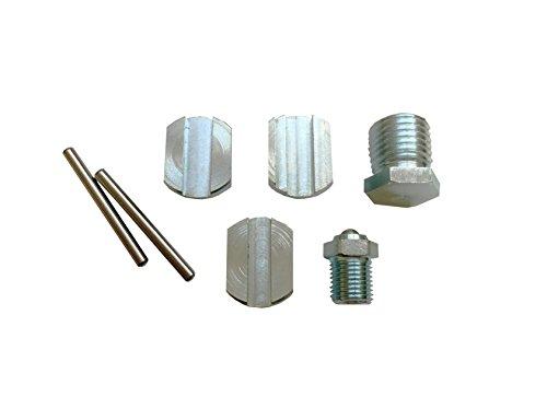 Motrax Ketting Splitter Componenten Set + 2 Spare Pins