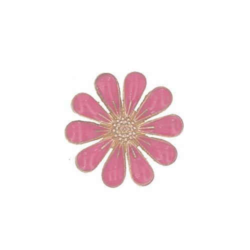 Noore dames 18 mm knopen plat voor ambachtelijke ambachtelijke decoratie huis accessoires bloem wandlamp voor handwerk laarzen decoratie snap-button