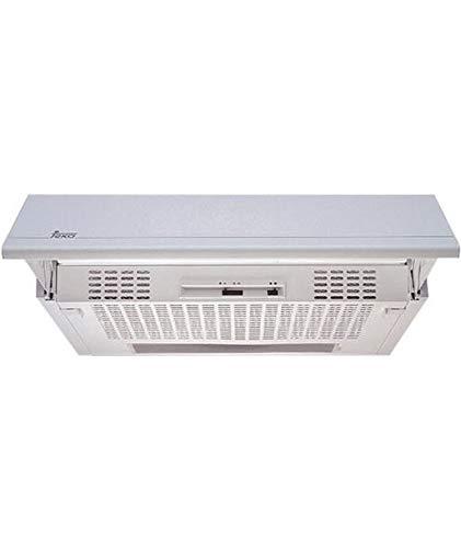 Teka XT2 8910 Dunstabzugshaube, 248 m³/h, 248 m³/h, Abluft/Umluft, 69 dB, 58 dB, Unterbaut oder extraflach, Weiß