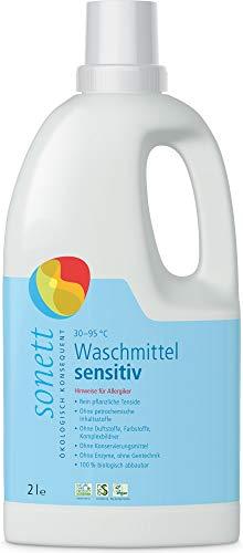 Sonett Bio Waschmittel sensitiv 30 - 60- 95 C (2 x 2 l)