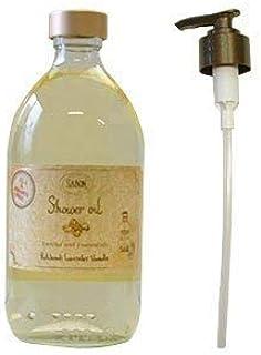 サボン(SABON) シャワーオイル パチュリラベンダーバニラ 500ml [並行輸入品]