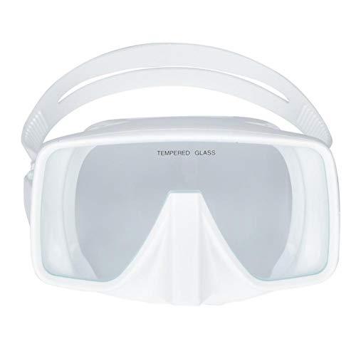 Mothinessto Gafas, Ligeras operadas con una Mano Gafas de Snorkel Prácticas fáciles de Llevar para bucear para Nadar