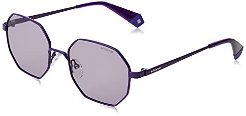 Polaroid PLD 6067/s Occhiali da Sole, Violet, 53 Unisex-Adulto