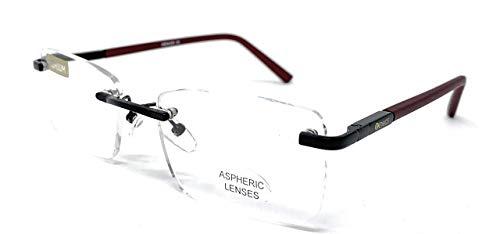 Gafas de lectura al aire Premium en Colores: Negro, Azul. VENICE air - Dioptrías: 1 a 3,5 (Rojo, +1,00)