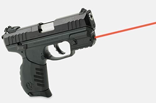 LaserMax Rail Mounted Laser (Red) LMS-RMSR For Use On Ruger SR Series