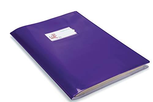 Copertina Quaderno A4 Viola
