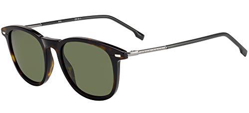 Hugo Boss Gafas de Sol BOSS 1121/S DARK HAVANA/GREEN 51/20/145 hombre