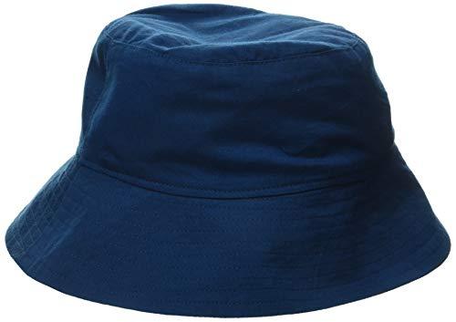 Hatley Jungen Reversible Sun Hats Mütze, Blau (Bluegreat White Shark 400), Large